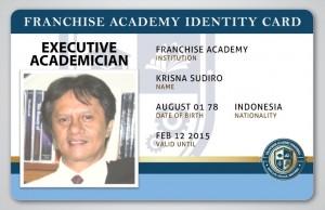 Executive Academician Card